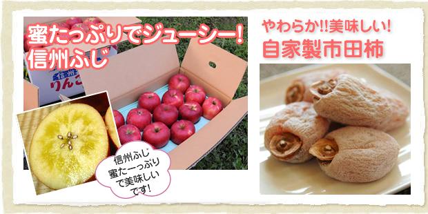 干柿とフジ